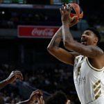 jordan mickey real madrid baloncesto maccabi tel-aviv euroliga 2019-2020