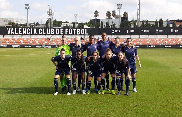 Primera Iberdrola | El CD Tacon saca un valioso punto a domicilio ante el Valencia (1-1)