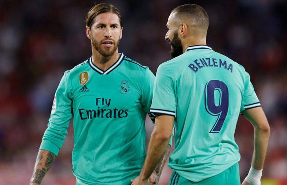 Posible alineación del Real Madrid en Mallorca (Liga 2019-2020)