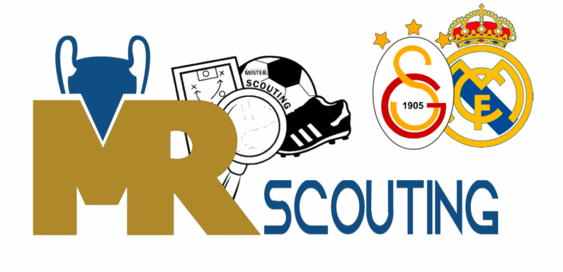 MR Scouting | Galatasaray (Champions League 2019-2020, Jornada 3)