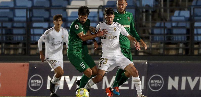 RM Castilla | Fin de la racha ante el Ferrol (1-2)