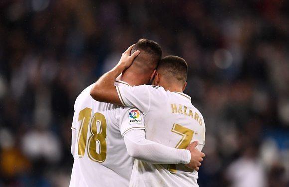 Minuto 93 del Real Madrid – Leganés (Liga 2019-2020, Jornada 11)