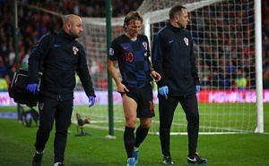 luka modric lesionado croacia gales clasificación eurocopa 2020