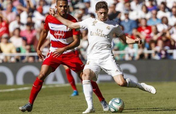 Minuto 93 del Real Madrid – Granada (LaLigaSantander 2019-2020 Jornada 8)