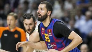 nikola mirotic rudy fernandez real madrid fc barcelona euroliga 2019-2020