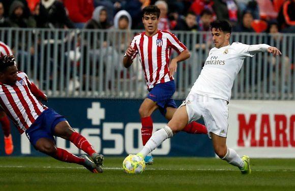 RM Castilla |  Muchas ganas y poco acierto (2-0)