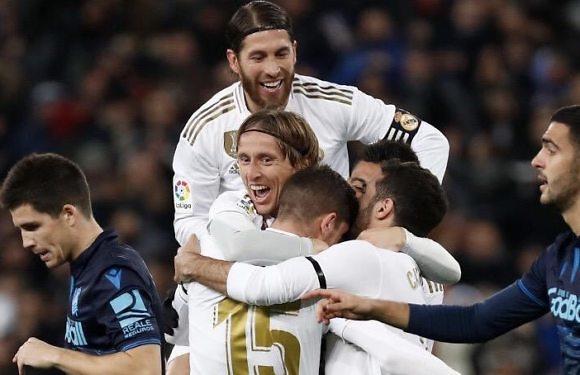 Calificaciones Blancas | Real Madrid 3-1 Real Sociedad