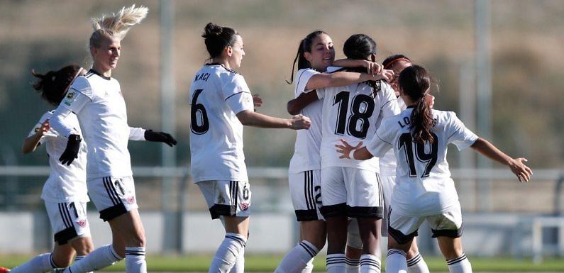 Primera Iberdrola   ¡Volvió el fútbol y volvió la victoria! (3-1)
