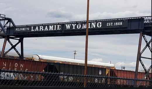 Laramie Wyoming USA