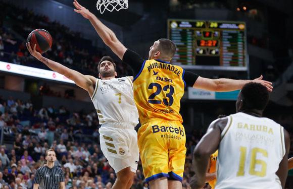 Liga ACB   Laprovittola rescata al Madrid