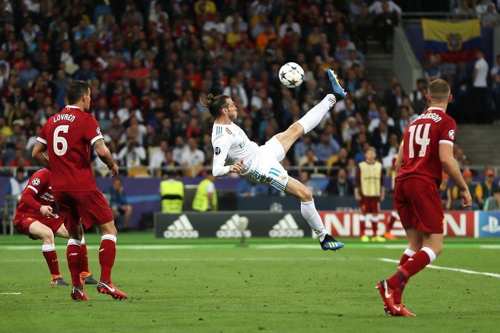 gareth bale gol kiev liverpool chilena