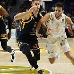 facundo campazzo real madrid euroliga khimki 2019-2020