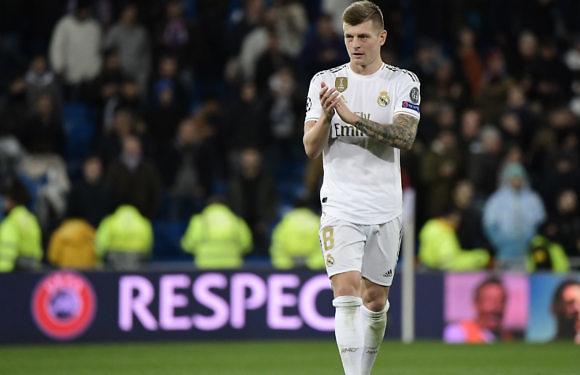Posible Alineación del Real Madrid frente al Alavés (30/11/2019)