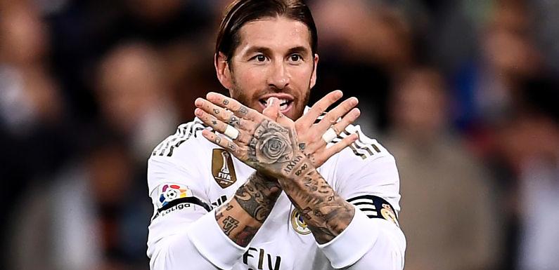 Posible Alineación del Real Madrid contra el Real Betis (02/11/2019)