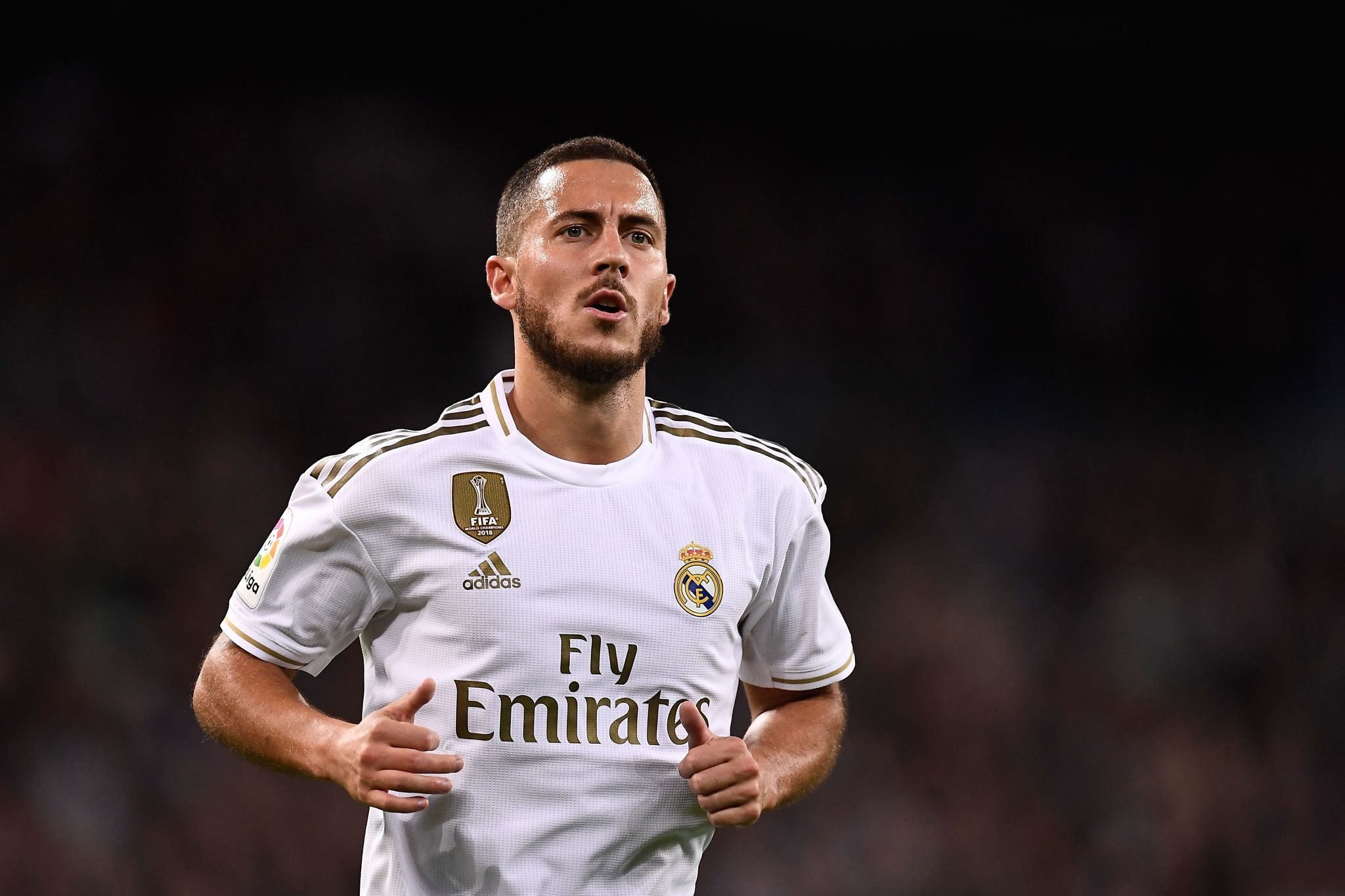 real madrid eden hazard real betis liga 2019-2020