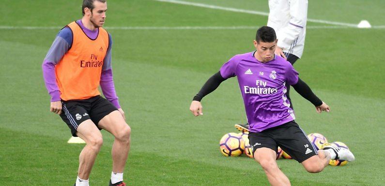 Bale y James | Pa´ el Madrid no estoy