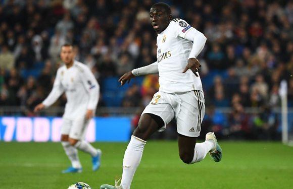 Posible Alineación del Real Madrid contra el Eibar (09/11/2019)