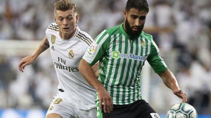 Cronica Real | El Madrid tira a la basura otra oportunidad de oro frente al Betis (0-0)