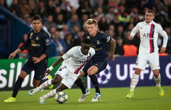 Posible alineación del Real Madrid ante el PSG (26/11/2019)