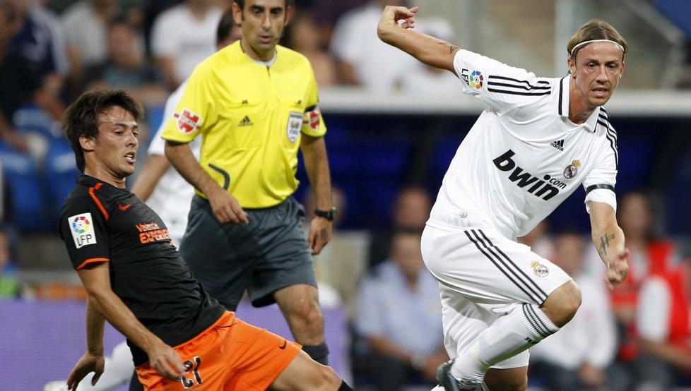 real madrid supercopa españa 2008 guti silva valencia bernabeu
