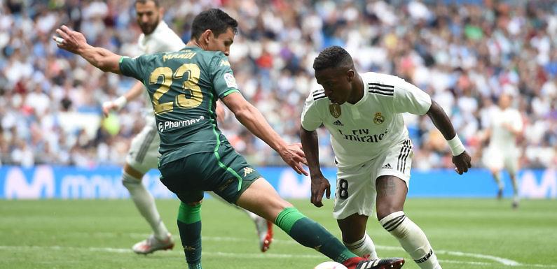 Previa Real Madrid – Real Betis | Tras la fiesta, toca seguir trabajando