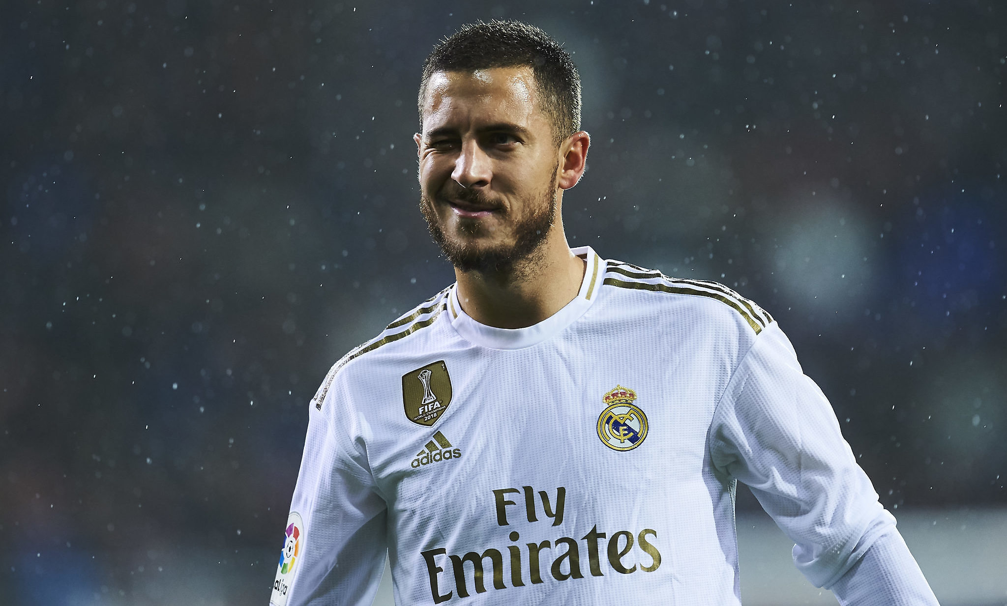 eden hazard real madrid eibar liga 2019-2020