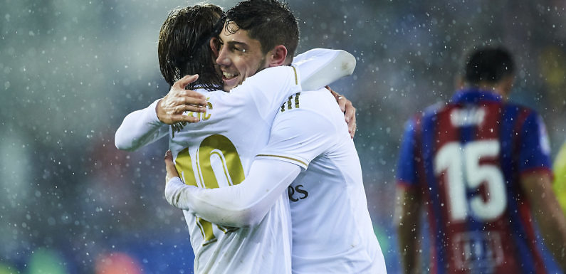 Crónica Real | Una media hora increíble fulmina al Eibar (0-4)