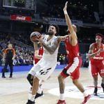 olympiacos real madrid baloncesto euroliga spanoulis 2019