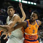 Crónica Real Madrid - Valencia Basket