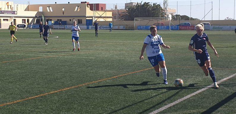 Primera Iberdrola | El Tacon rescata un punto de Tenerife en un choque que pudo haber ganado (1-1)