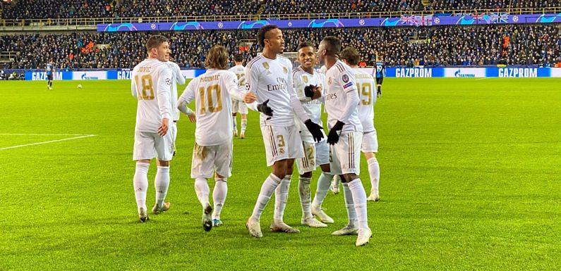 Crónica Real | El Real Madrid cumple con el trámite en Brujas (1-3)