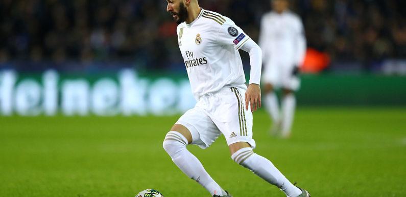 Posible alineación del Real Madrid ante el Athletic Club