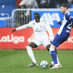 ferland mendy real madrid alavés liga 2019-2020