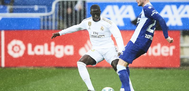 Posible Alineación del Real Madrid frente al Espanyol (07/12/2019)