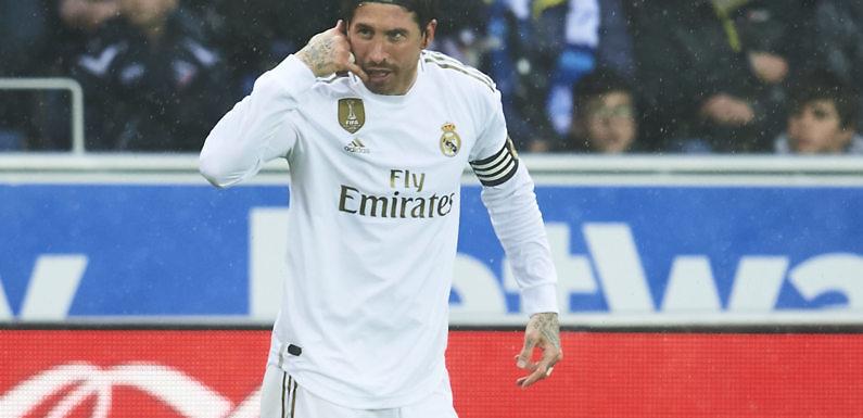 Sentimiento Real | La cabeza de Sergio Ramos
