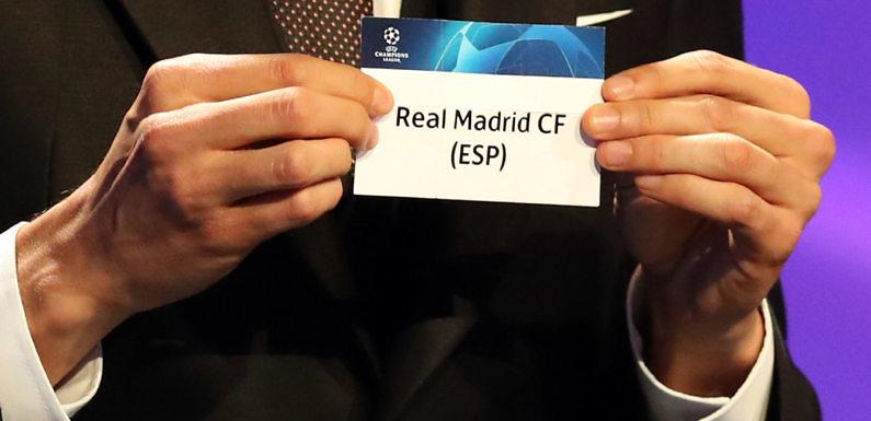 Sorteo UCL | Este es el rival del Real Madrid en octavos