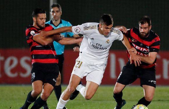 RM Castilla | El Castilla sigue sin carburar (2-2)