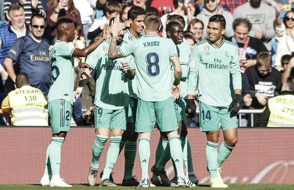 Crónica Real | El Madrid tira de oficio y sigue sumando (2-0)
