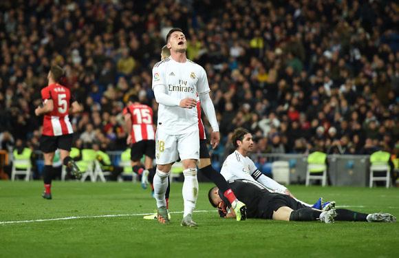 Calificaciones Blancas | Real Madrid 0-0 Athletic Club
