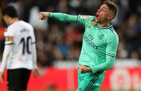 Sentimiento Real | La celebración de Valverde