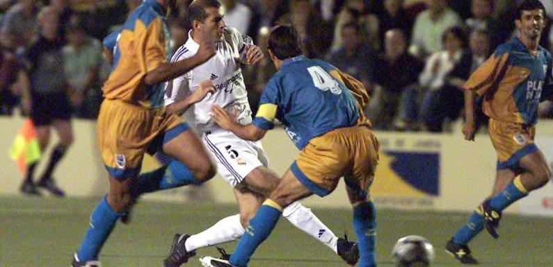 El Real Madrid a partido único