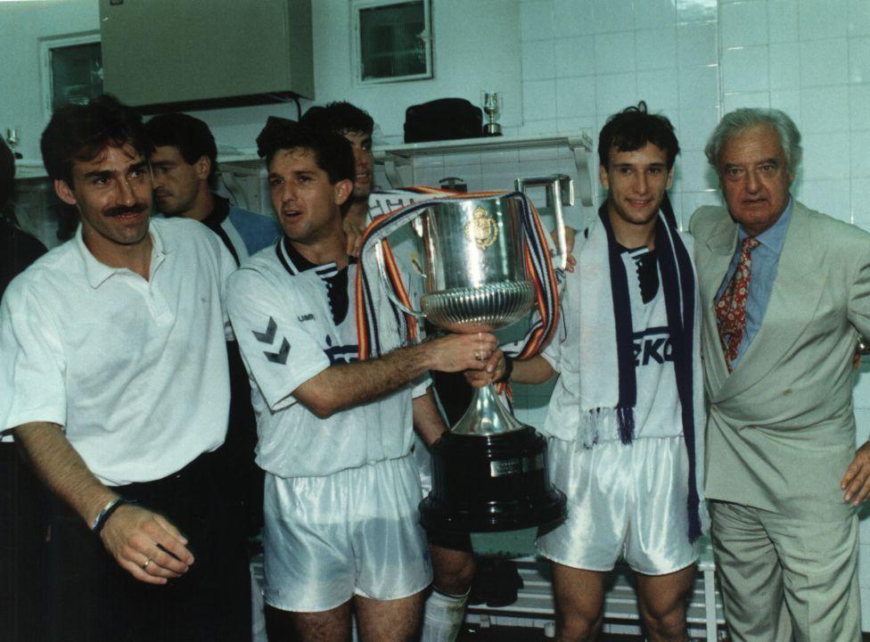 real madrid zaragoza final copa 1993