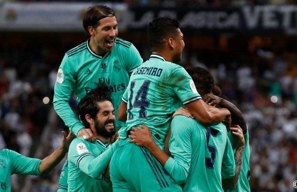 Calificaciones Blancas | Valencia CF 1-3 Real Madrid