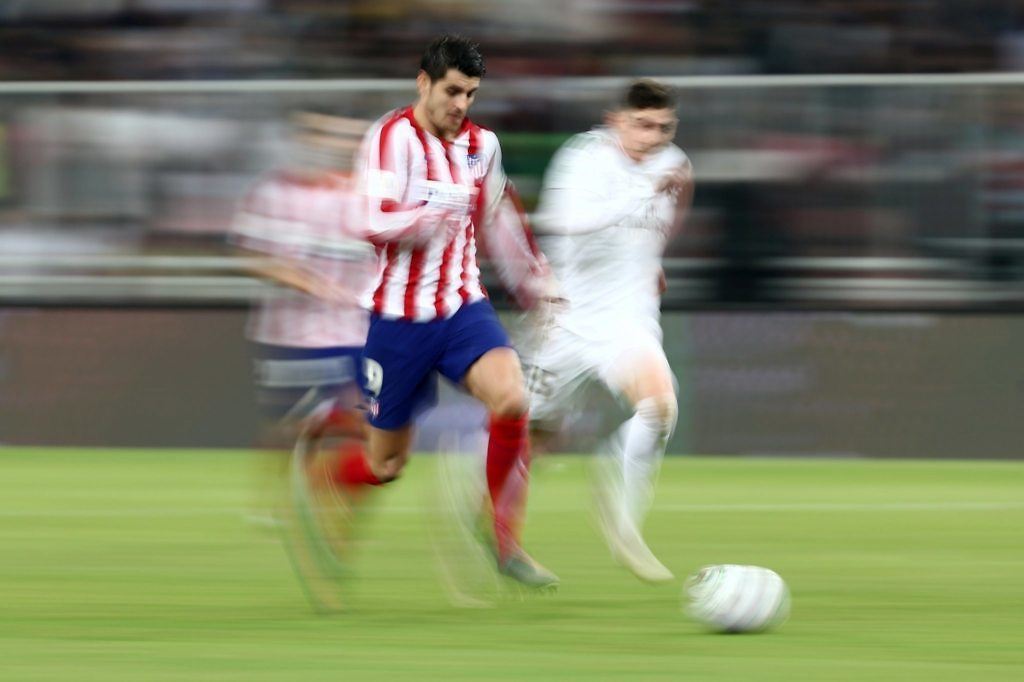 valverde morata supercopa 2020 real madrid atleti