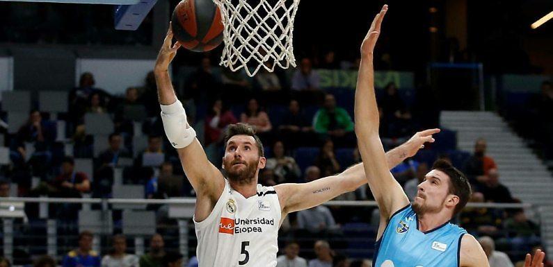 Liga ACB | El Real Madrid le pinta un cuadro al Movistar Estudiantes