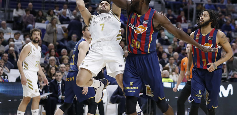 Liga ACB | Semana negra del Madrid (94-95)