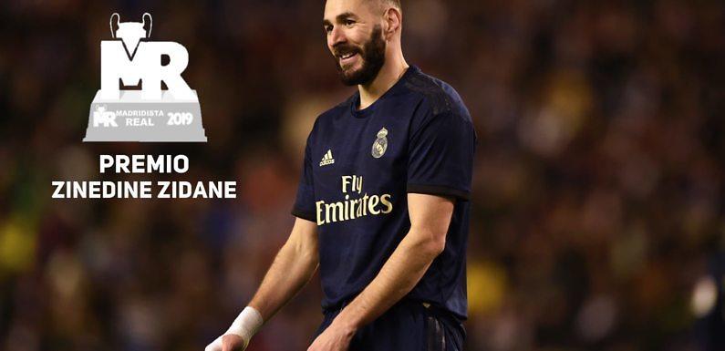 Premio Zidane 2019 | Nominado: Karim Benzema