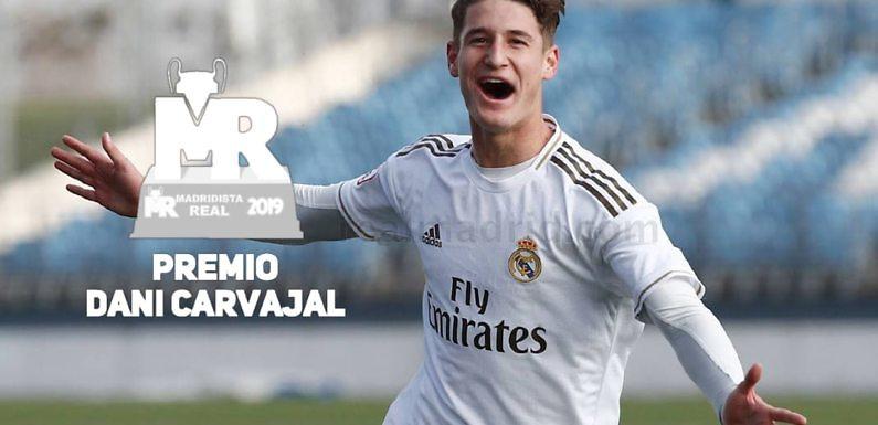 Premio Carvajal 2019 | Nominado: Miguel Baeza