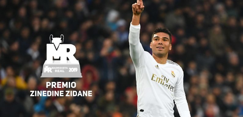 Premio Zidane 2019 | Nominado: Casemiro
