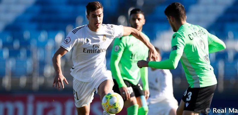 RM Castilla | Derrota dura y polémica del Castilla (1-2)